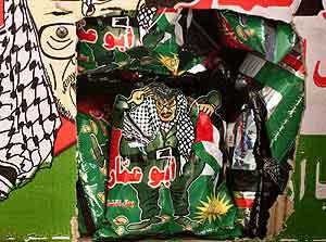 Arafat in smaakjes